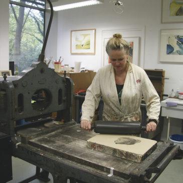 Groninger kunstenaars aarden in Biotoop Haren