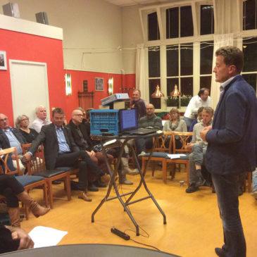 Bewonersbijeenkomst Trompborg