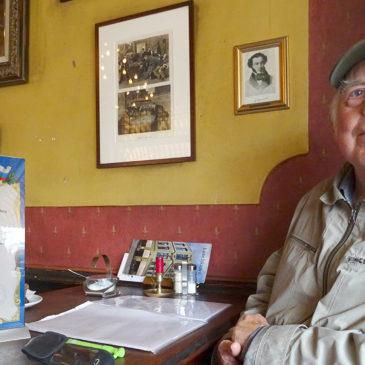 Bote de Jong: markant schrijver, dichter en vertaler
