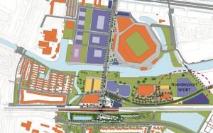 Nieuwe sportaccomodatie Europapark