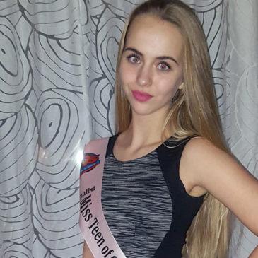Finalist Miss Teen Groningen Esmee Lamberts knokt voor titel