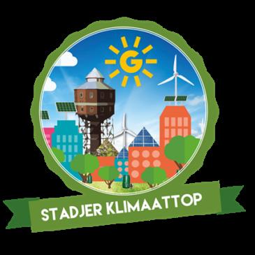 Stadjer klimaattop op 19 mei 2016