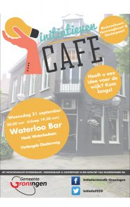 initiatieven cafe
