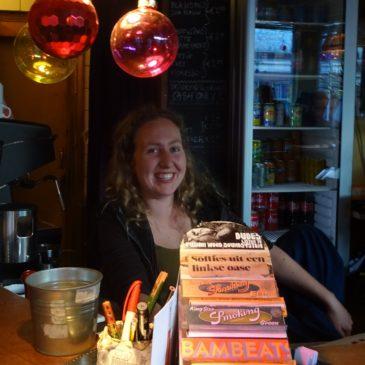 Coffeeshop Oasis bestaat 25 jaar